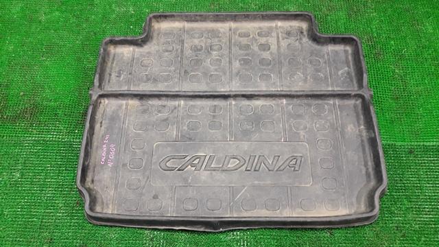 Коврик багажника Toyota Caldina AZT241 (б/у)