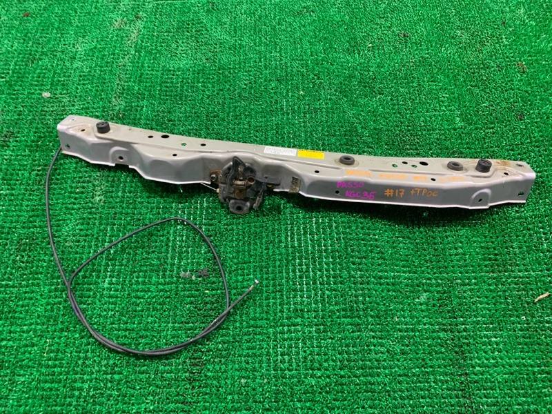 Планка телевизора Toyota Passo KGC35 1KR-FE (б/у)