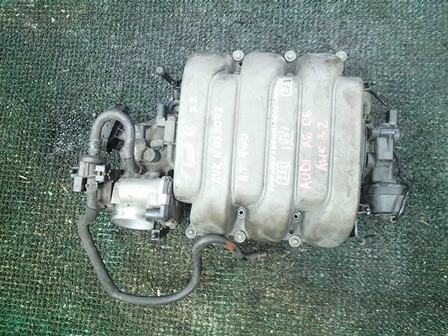 Коллектор впускной Audi A6 AUK 3.2 (б/у)