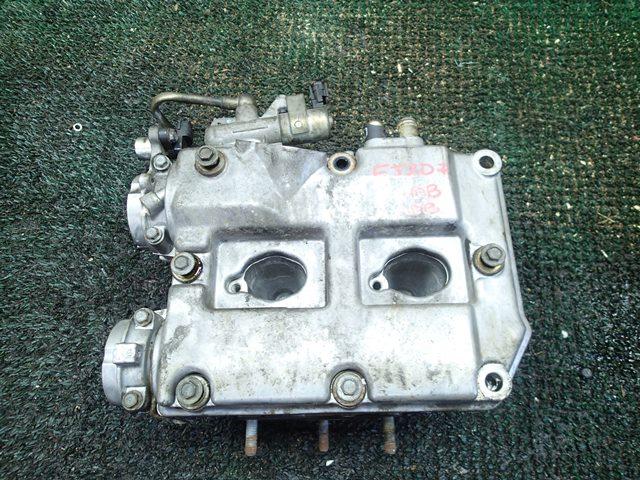 Головка блока цилиндров Subaru EJ207 левая (б/у)