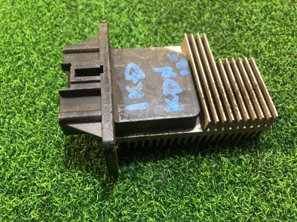 Реле вентилятора печки Toyota Surf KDN185 1KD (б/у)