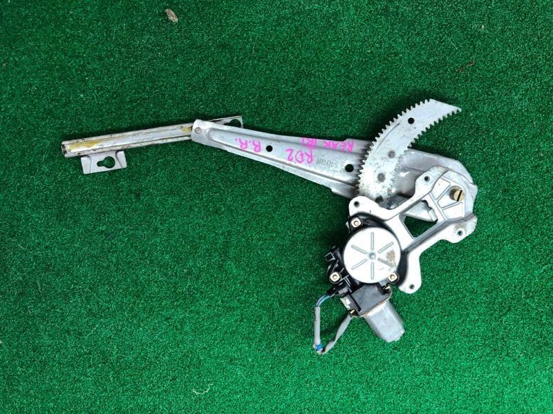 Стеклоподъемник Honda Cr-V RD2 задний правый (б/у)