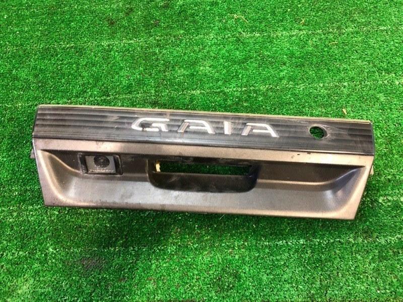 Ручка задней двери Toyota Gaia ACM15 (б/у)