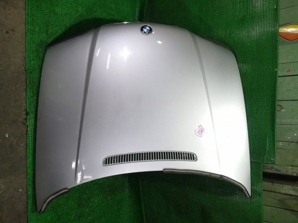 Капот Bmw 330Xi E46 M54B30 2001 июнь (б/у)