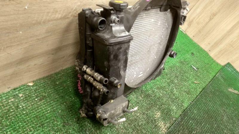 Радиатор Bmw 330Xi E46 M54B30 2001 июнь (б/у)