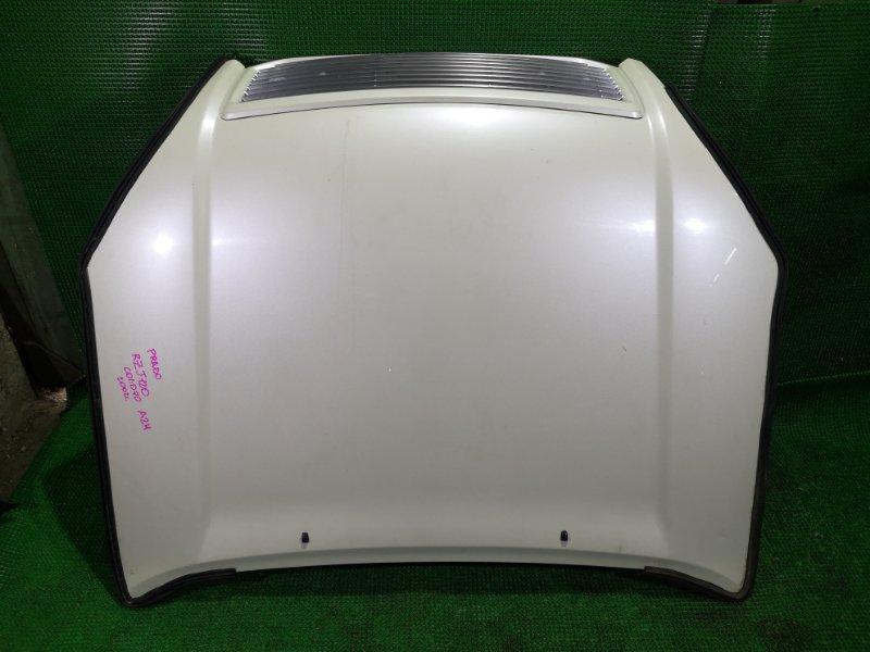 Капот Toyota Prado RZJ120 3RZ-FE 2002 (б/у)