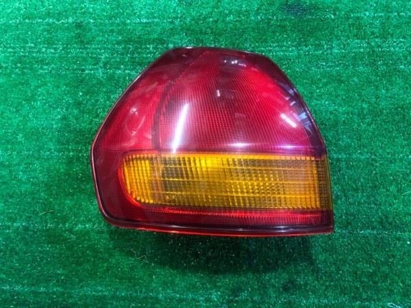 Стоп сигнал Nissan Wingroad Y11 левый (б/у)