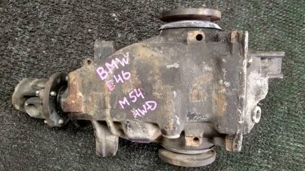Редуктор Bmw 330Xi E46 M54B30 2001 июнь задний (б/у)