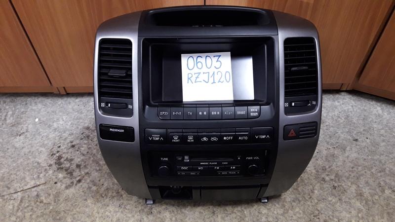 Климат-контроль Toyota Prado RZJ120 3RZ-FE 2002 (б/у)