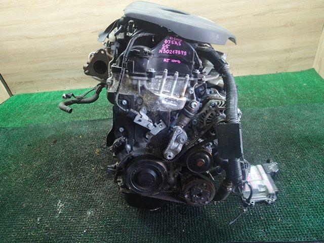 Двс Mazda Demio DJ5AS S5-DPTS 2014 (б/у)
