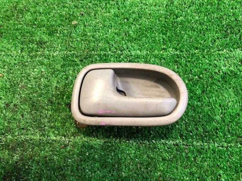 Ручка двери внутренняя Mazda Bongo Friendee SGL5 передняя левая (б/у)