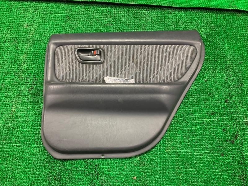 Обшивка дверей Toyota Carina Ed ST205 3S-GE 1994 задняя правая (б/у)
