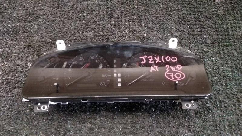 Спидометр Toyota Chaser JZX100 (б/у)