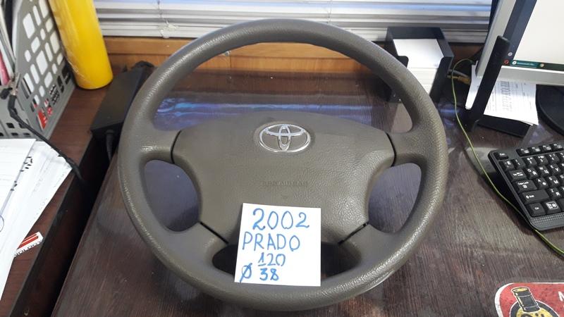 Руль Toyota Prado RZJ120 3RZ-FE 2002 (б/у)