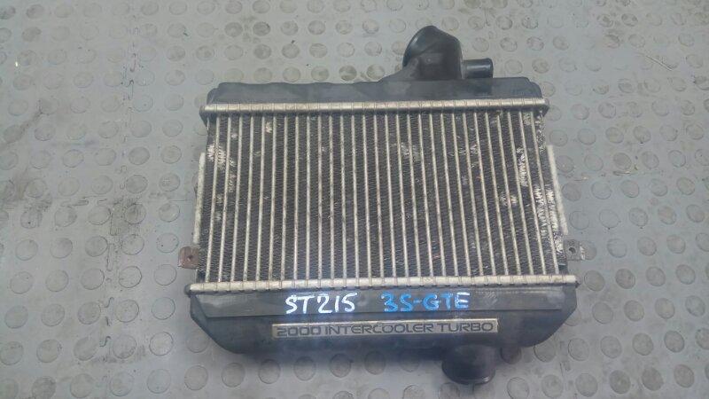 Интеркулер Toyota Caldina ST215 3S-GTE (б/у)