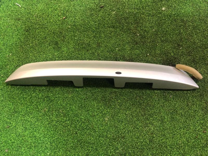 Планка багажника Nissan Note NE12 (б/у)