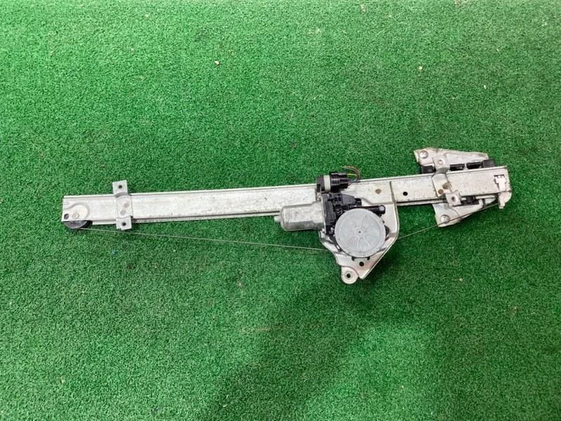 Стеклоподъемник Mitsubishi Pajero V97W передний правый (б/у)