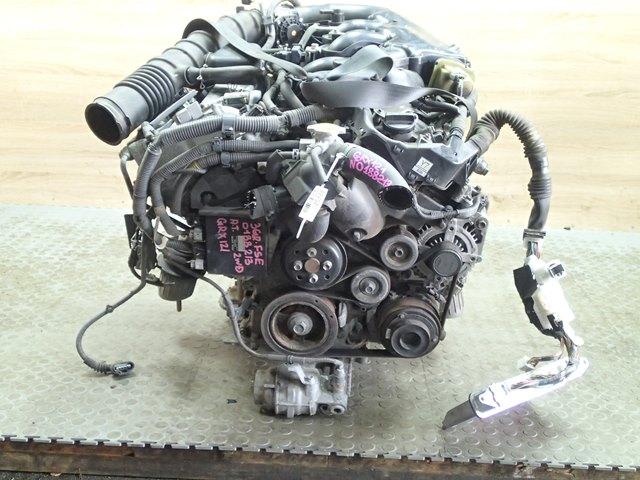 Двс Toyota Mark X GRX121 3GR-FSE (б/у)