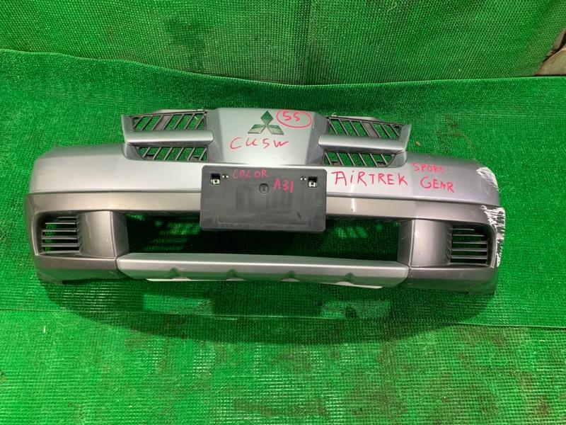 Бампер Mitsubishi Airtrek CU5W передний (б/у)