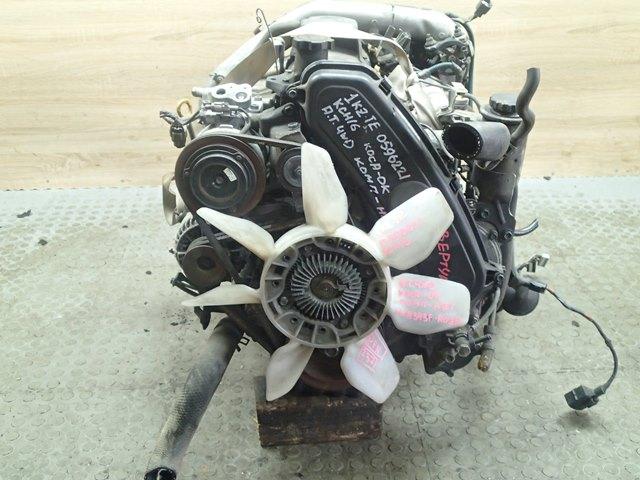 Двс Toyota Grand Hiace KCH16 1KZ-TE (б/у)