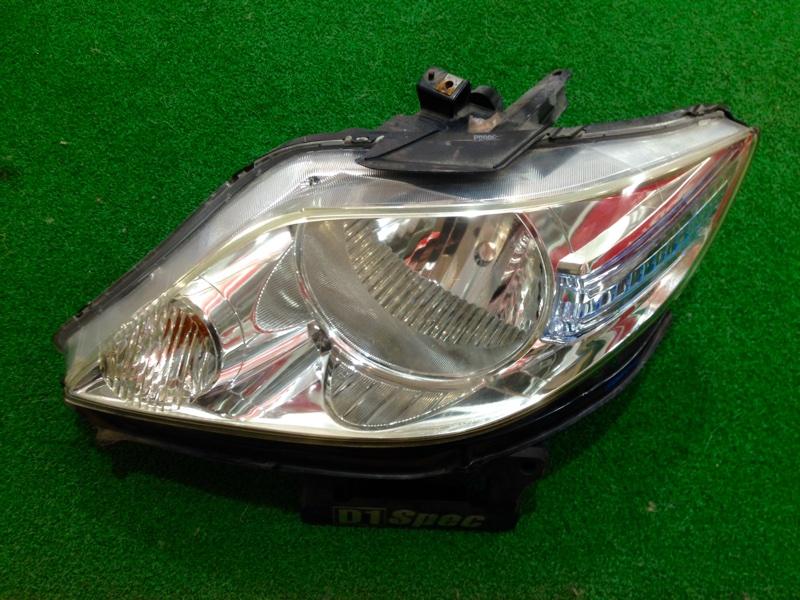 Фара Honda Fit Aria GD7 левая (б/у)