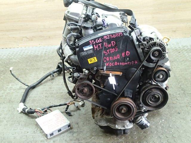 Двс Toyota Carina Ed ST205 3S-GE (б/у)
