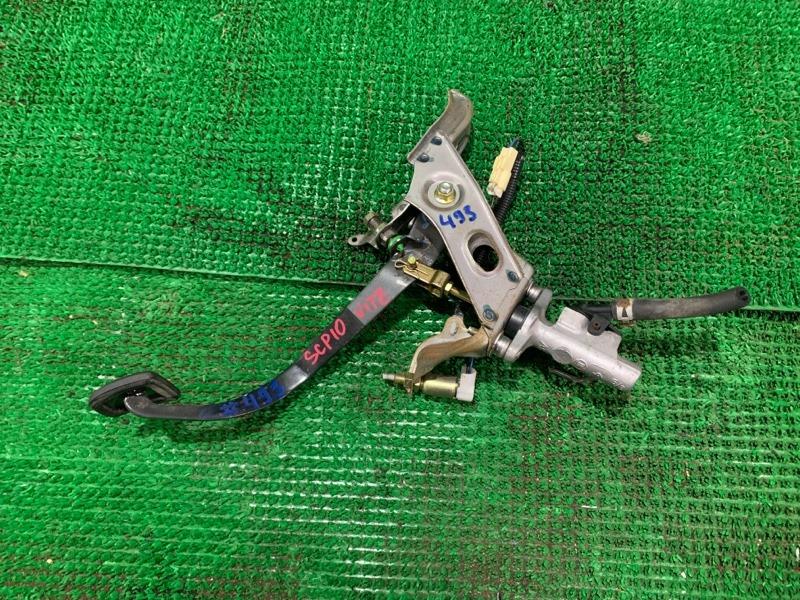 Педаль сцепления Toyota Vitz SCP10 1SZ-FE (б/у)