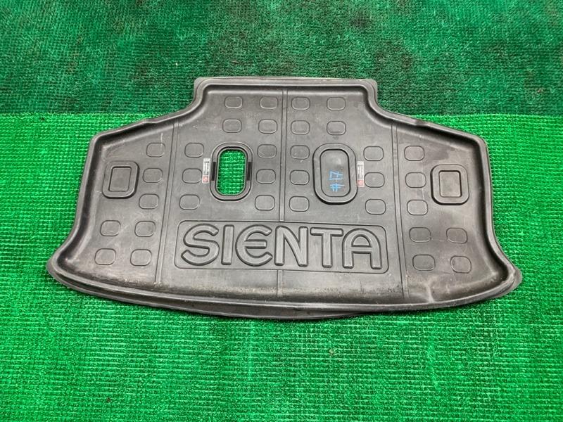 Коврик багажника Toyota Sienta (б/у)