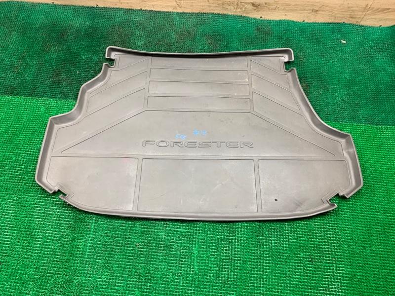 Коврик багажника Subaru Forester SG5 EJ20 2005 (б/у)