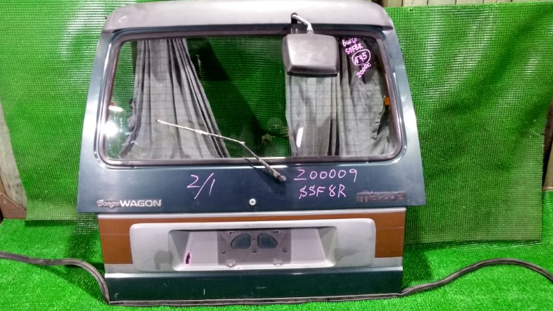 Дверь 5-я Mazda Bongo SSF8FR (б/у)