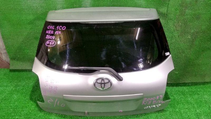 Дверь 5-я Toyota Auris NZE154 2007 (б/у)