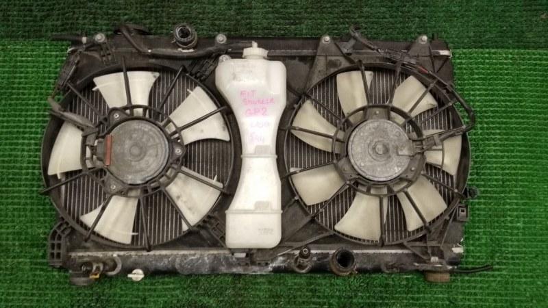 Радиатор Honda Fit Shuttle GP2 LDA (б/у)