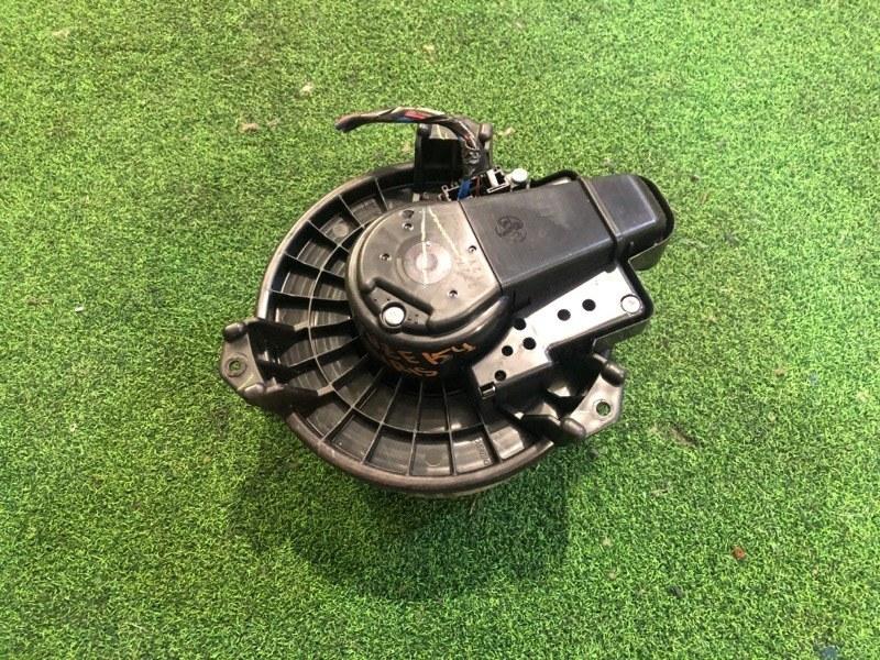 Мотор печки Toyota Auris NZE154 (б/у)