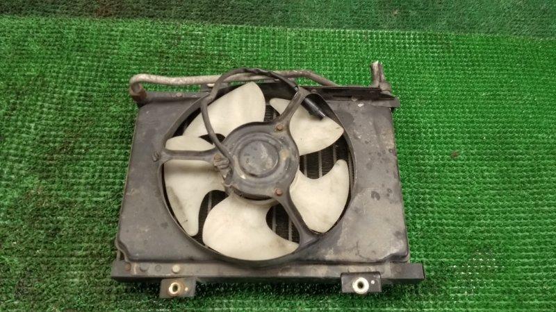 Радиатор кондиционера Mitsubishi Delica P25W 4D56 1996 (б/у)