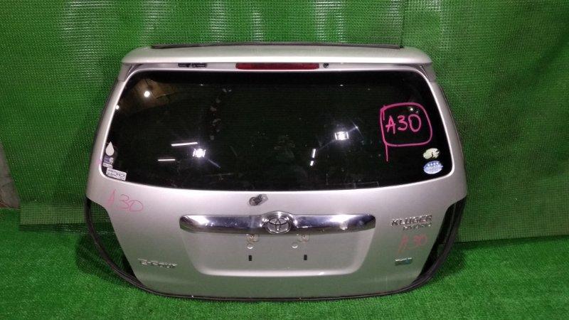 Дверь 5-я Toyota Kluger MHU28 3MZ-FE 2005 (б/у)