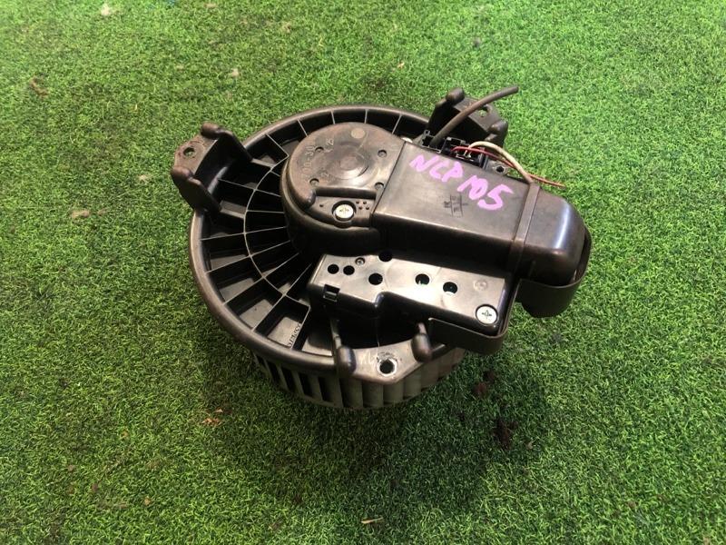 Мотор печки Toyota Ractis NCP105 (б/у)
