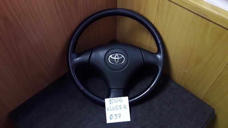 Руль Toyota Kluger (б/у)