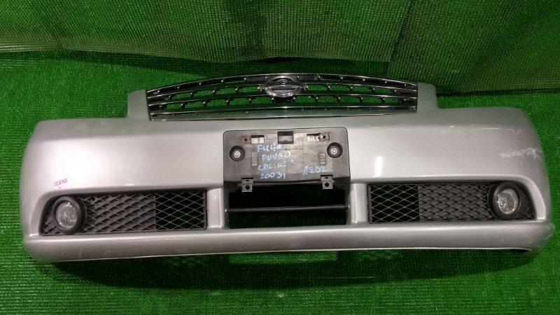 Бампер Nissan Fuga PNY50 2003 передний (б/у)