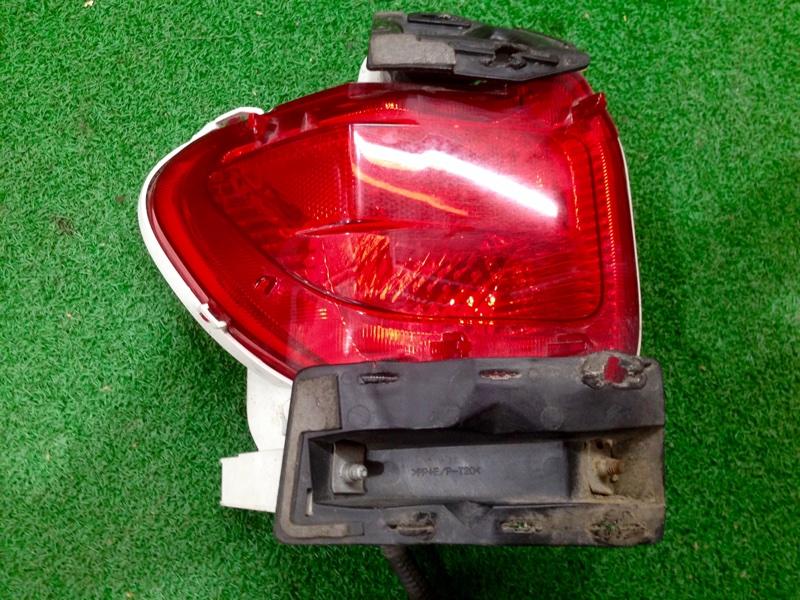 Катафот в бампер Toyota Rav4 ACA31 левый (б/у)