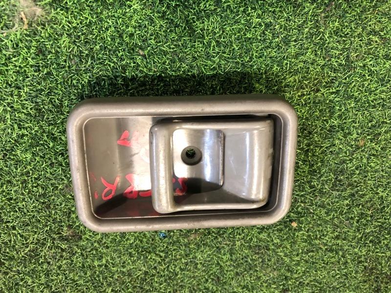 Ручка двери внутренняя Mazda Bongo SSF8R передняя правая (б/у)