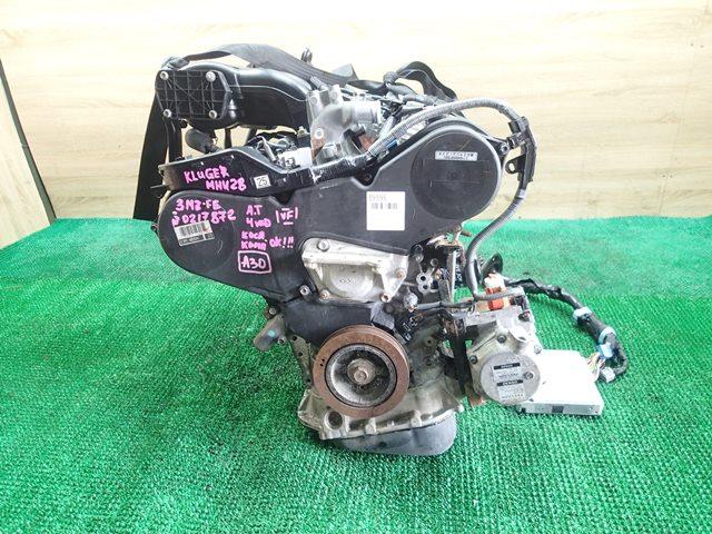 Двс Toyota Kluger MHU28 3MZ-FE 2005 (б/у)