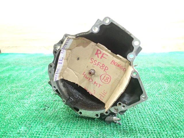 Мкпп Mazda Bongo SSF8R RF (б/у)