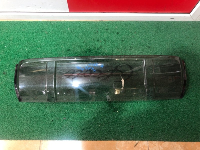 Спойлер Nissan X-Trail NT30 задний (б/у)