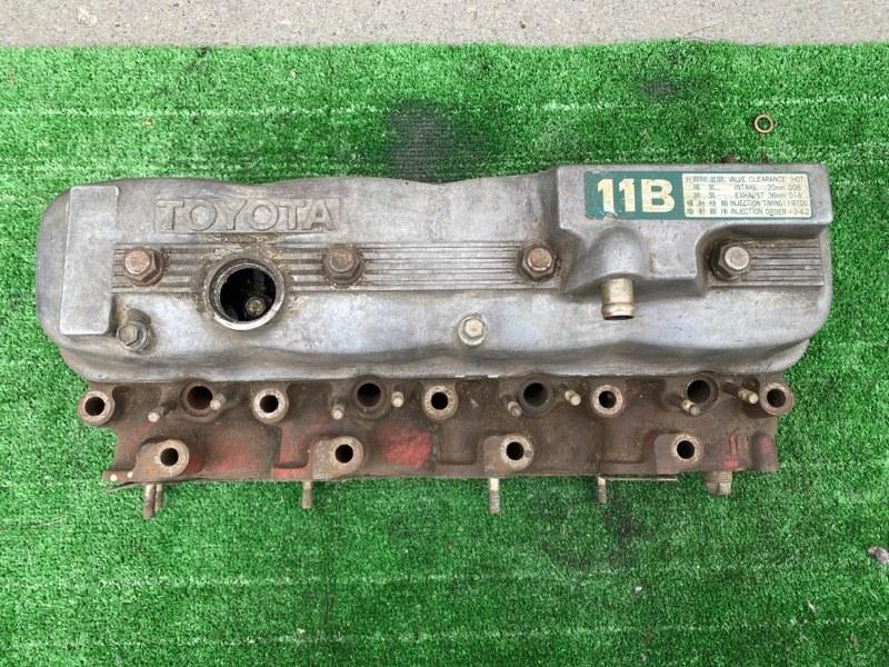 Головка блока цилиндров Toyota Dyna BU61 11B (б/у)