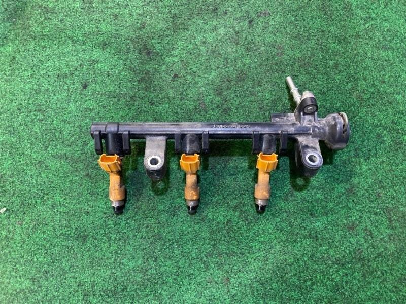 Инжектор Toyota Belta KSP92 1KR-FE (б/у)
