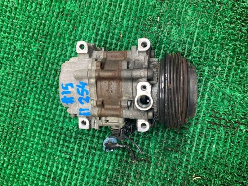 Компрессор кондиционера Subaru Legacy BH9 EJ254 (б/у)