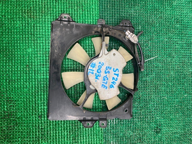 Вентилятор радиатора Toyota Caldina ST246 3S-GTE 2003 (б/у)