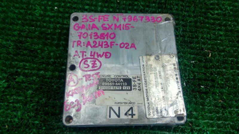 Блок efi Toyota Gaia SXM15 3S-FE (б/у)