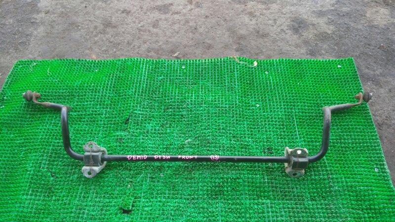 Стабилизатор Mazda Demio DY3W передний (б/у)