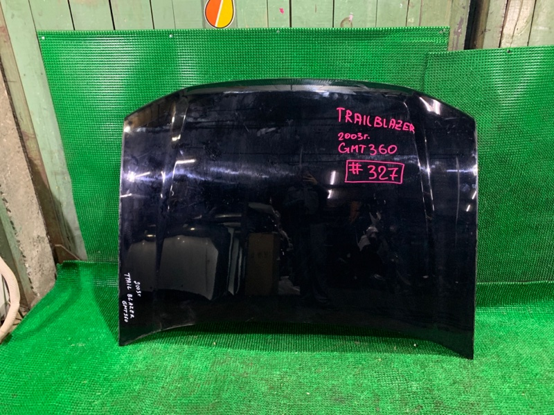 Капот Chevrolet Trailblazer GMT360 LL8 2003 (б/у)